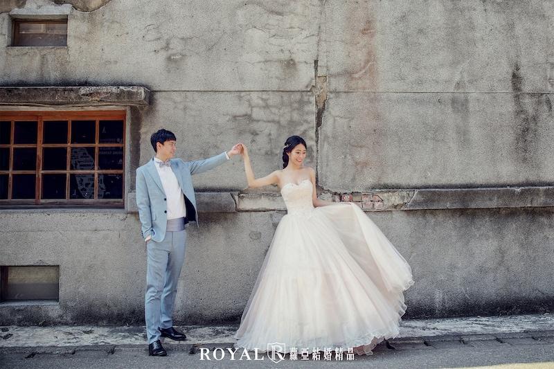 婚紗景點-台北-華山文創園區-4-婚紗照-拍婚紗-蘿亞婚紗