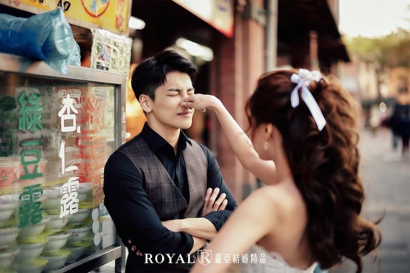 婚紗景點-台北-迪化街-3-婚紗照-拍婚紗-蘿亞婚紗