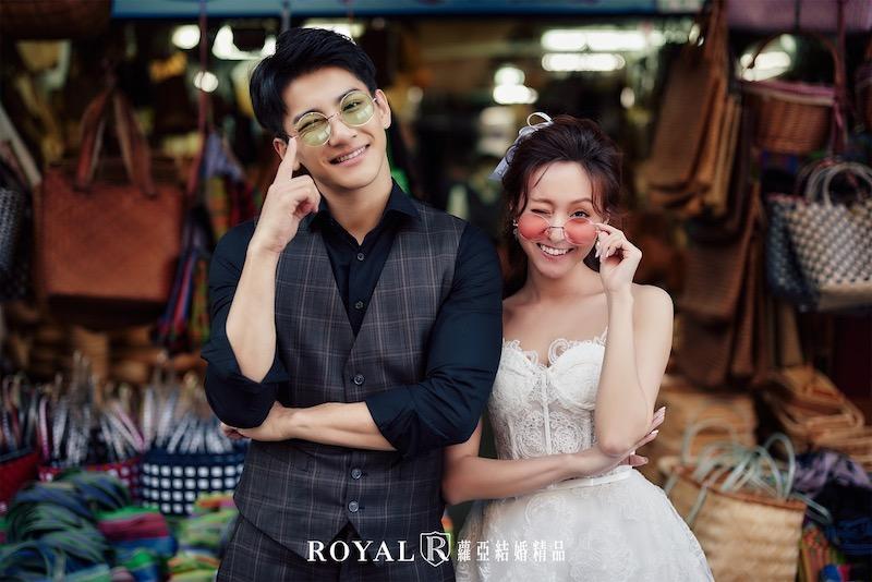 婚紗景點-台北-迪化街-4-婚紗照-拍婚紗-蘿亞婚紗