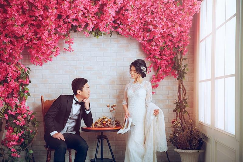 韓式婚紗-韓風攝影棚-韓風婚紗照-生活感婚紗-1-台北-婚紗照-拍婚紗-蘿亞婚紗