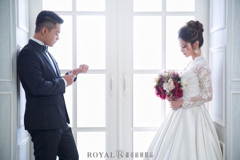 韓系婚紗-韓式婚紗棚拍-4-台北-婚紗照-拍婚紗-蘿亞婚紗