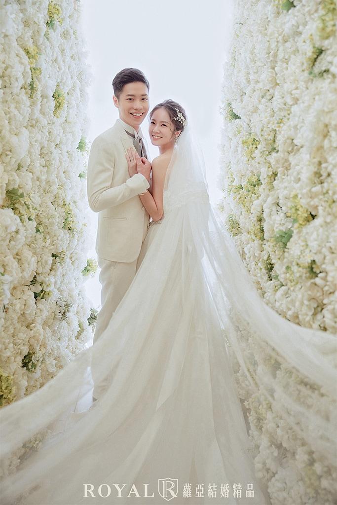 韓系婚紗-韓風攝影棚-花牆婚紗-2-台北-婚紗照-拍婚紗-蘿亞婚紗