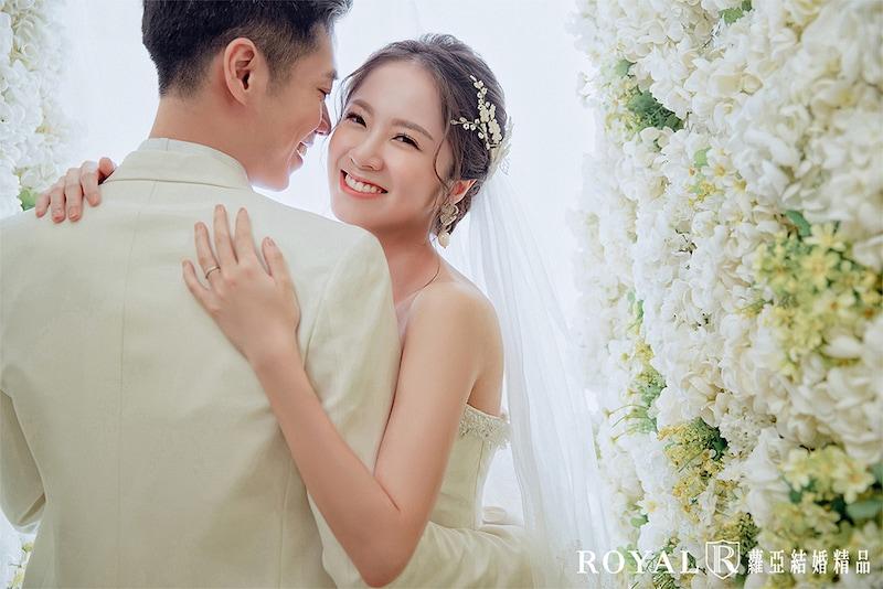 韓系婚紗-韓風攝影棚-花牆婚紗-3-台北-婚紗照-拍婚紗-蘿亞婚紗